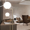 flos ic light design lampa ambi light