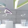 prolicht victory design lampa csillar ambi light